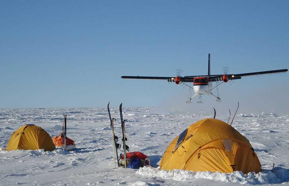 Luxury Antarctic Holidays