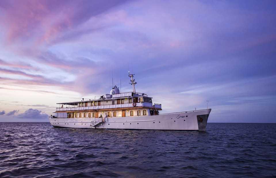 Galapagos Island Cruises