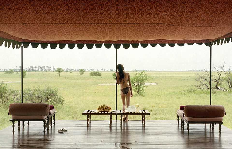 Jacks Camp Botswana Luxury Safari