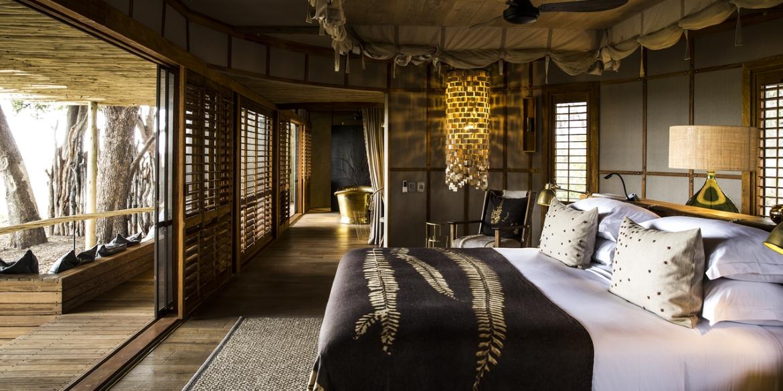 Mombo Bedroom