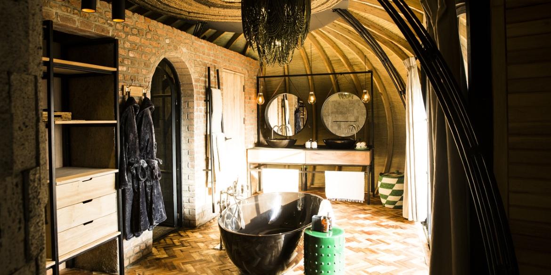 Bisate Bathroom