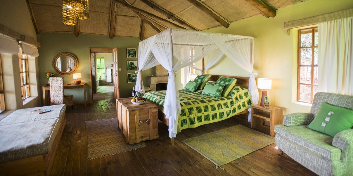 Virunga Bedroom