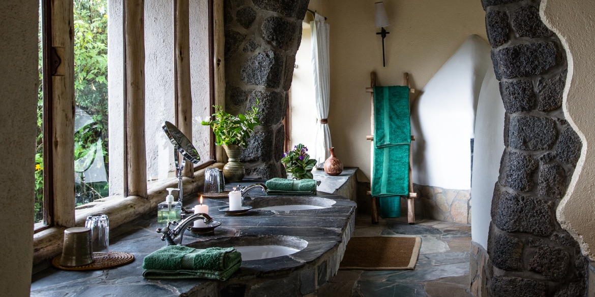 Virunga Bathroom