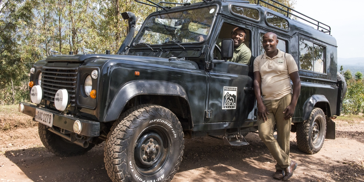Virunga Vehicle
